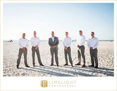 #wedding #photography #weddingphotography #Marriott #MarcoIsland #Florida #stepintothelimelight #limelightphotography #groom #groomsmen #grey #beach #squadgoals