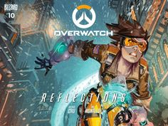 Overwatch's Tracer Revealed as first official LGBT Character