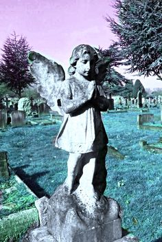 Photo by Anita Russell In Memorium, Project Site, Angel Statues, Photo A Day, Mount Rushmore, That Look, World, Pictures, Photography