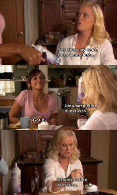 parks and rec - come on, how do you not love her!