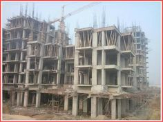 #SHRI Group 26 July 2013 Construction Progress of Tower-14