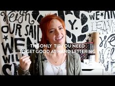 iPad Pro & Apple Pencil Handlettering Review - YouTube