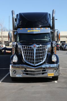 Untamed Innovation Tour Truck #trucks  #trucking  #trucktires  #Continental  #continentaltire
