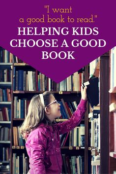 The Right Book for the Right Reader! Helping Kids Choose a Good Book. Suggestions for librarians, classroom teachers and parents. | MimsHouse.com
