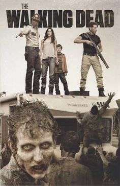 The Walking Dead (TV) posters at MovieGoods.com