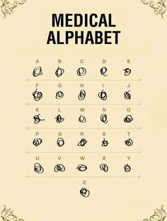 Funny pictures about The Medical Alphabet. Oh, and cool pics about The Medical Alphabet. Also, The Medical Alphabet photos. Pharmacy Humor, Pharmacy Technician, Medical Humor, Nurse Humor, Funny Medical, Pharmacy School, Medical School, Pharmacy Gifts, School Nursing