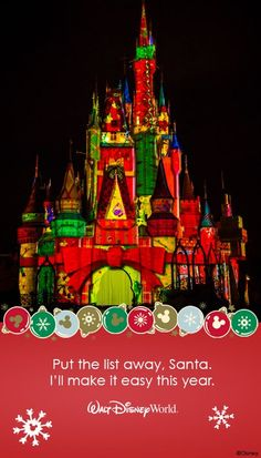 Enjoy live entertainment, spectacular fireworks and an oh-so-jolly holiday parade at Magic Kingdom Park's most festive winter celebration – Mickey's Very Merry Christmas Party!