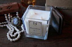 Soy Candle Cedarwood Vetiver Moonshine 7oz / 4 oz by EsECandles