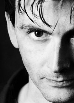 """""""Everything is David Tennant and nothing hurts.""""  More like """"nothing is David…"""