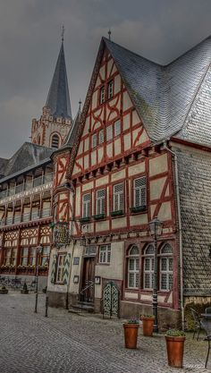 Fachwerkhaus  in Rheinland-Pfalz...