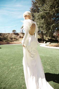 Lace Wedding, Wedding Dresses, Bridal, High Fashion, Alba, Formal Dresses, Peplum, Outfits, Games