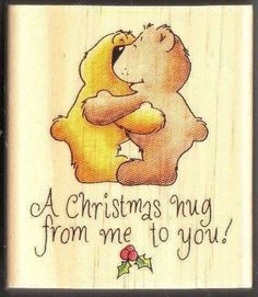 A Christmas Hug Pictures, Photos, and Images for Facebook, Tumblr, Pinterest, and Twitter