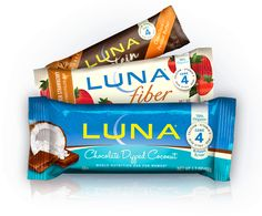 The Whole Nutrition Bar for Women® | Luna Bar