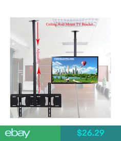 Video wall led video wall lcd led pinterest tv video audio accessories universal ceiling wall mount tv bracket led lcd smart tv ccuart Images