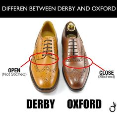 Are You Wearing These Type Of Shoes..?? Then You Have To Know About Difference…