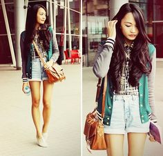 Casual and simple Fashion 101, Latest Fashion Trends, Womens Fashion, Penshoppe, Detachable Collar, Plimsolls, Style Me, Vogue, Outfits