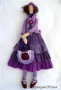 текстильные куклы ручной работы и выкройки к ним картинки - Поиск в Google
