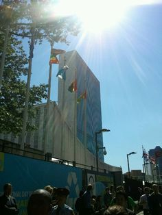 United Nations General Assembly en New York, NY