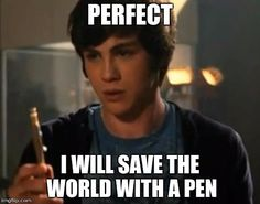 Follow me if you like Percy Jackson #perfect