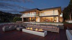 Modern House Design : Sunset Strip by McClean Design
