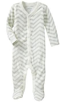 chevron jammies from Old Navy--v cute