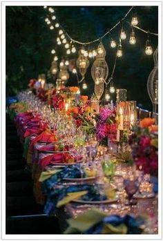 Image result for bohemian colour weddings