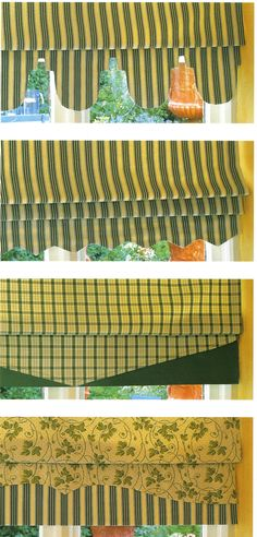 Making your own Roman Shades is now easier with our 10 minute video lessons at http://www.easyproblinds.com