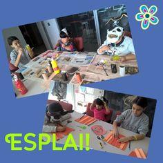 Los días que no hay cole, los niños también pueden aprender y seguir divirtiéndose! Esplai niños: 7, 23, 24, 28, 29, 30 y 31 diciembre. De 9 a 13.30h., ampliable. TIC's, manualidades, creatividad,... 5 días seguidos: 67€, 1 día: 19€. Reserva tu plaza! Más info: Https://goo.gl/9TnF9p #esplai #manualidades #manualitats #tic #creatividad #venyaprende #creativitat #terrassa #extraescolar #coloreatuvida #coloreatuclub #nadal #navidad #somdeconnec #nadal2015