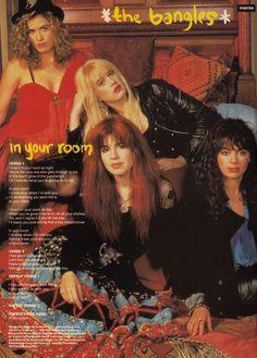 Susanna Hoffs, 80s Music, Good Music, Michael Steele, Rock Groups, Big Hair, Punk Rock, Girl Group, Bangles