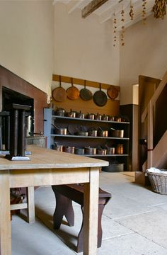 Vaucluse House, scullery by Cassie Mercer