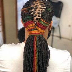pigtail braids, mimis braids clifton nj places that do box braids near me, goddess braids extensions, s Prom Hairstyles, Dreadlock Hairstyles For Men, Dreadlock Styles, Locs Styles, Black Hairstyles, Natural Quick Hairstyles, Short Dreadlocks Styles, Amazing Hairstyles, Kids Braided Hairstyles