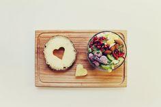 #vegan #breakfast.  http://nouw.com/100kitchenstories/