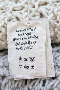 Amsterdam next - Interior Design City Guide: Atelier Sukha presents | blankets for cozy autumn nights