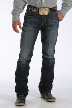 Mens Cinch Dooley Jeans - Keffeler Kreations | HilltopBoutique.com - 1
