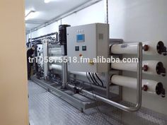 25 M3/HOUR CONTAINERIZED REVERSE OSMOSIS SYSTEM