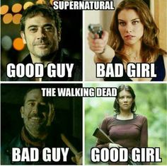 Supernatural / The Walking Dead