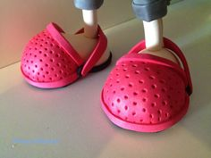 Fofuchas crocs