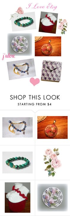 I Love Etsy by afloralaffair-1 on Polyvore featuring interior, interiors, interior design, home, home decor, interior decorating and Lazuli