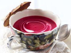 Rote-Bete-Suppe selber machen - so geht's
