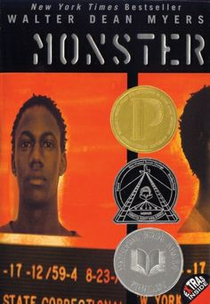 This week in the book club, Shelby brings you Monster by Walter Dean Myers. This young adult novel is written like a screenplay and brings to life the story of a teenage boy on trial for murder.