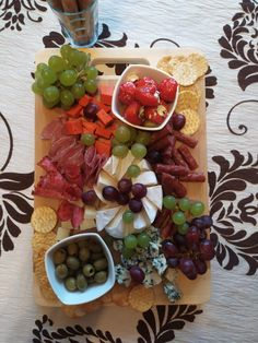 Up Halloween, Bruschetta, Food Inspiration, Tapas, Food And Drink, Cheese, Snacks, Baking, Health