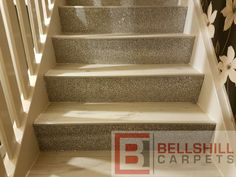 Glitter Stairs with White Laminate Glitter Stairs, White Laminate, Home Reno, Home Decor Inspiration, Scale, House Design, Diamond, Life, Weighing Scale