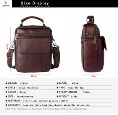 ZZNICK Luxury Men's Genuine Cowhide Leather Bag Men Crossbody Shoulder Bag Briefcase,Brand Vintage Men Messenger Bags Handbag   Read more at Bargain Paradise : http://www.nboempire.com/products/zznick-luxury-mens-genuine-cowhide-leather-bag-men-crossbody-shoulder-bag-briefcasebrand-vintage-men-messenger-bags-handbag/