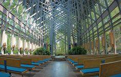 Thorncrown Chapel Eureka Springs Arkansas