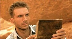 This is a movie quiz about The English Patient starring Ralph Fiennes and Juliette Binoche. A quiz on The English Patient. The English Patient quiz The English Patient, Ralph Fiennes, Royal National Theatre, Kristin Scott Thomas, Star Wars, British Actors, Uk Actors, The Rock, Good Movies