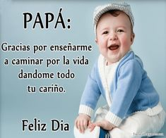 Frases dia del padre 2019 originales | El Banco de IMAGENES GRATIS Baby Boy Names Strong, Unisex Baby Names, Baby Girl Names, Boy Namea, Baby Boys, Message For Father, Fathers Day Messages, Names For Boys List, Middle Names For Girls