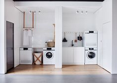 It would seem that transforming the way in which our kitchen and laundry appliances are designed to work isnot the… Read More