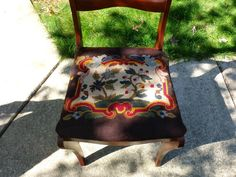Sew Crafty Angel: DIY Chair Makeover