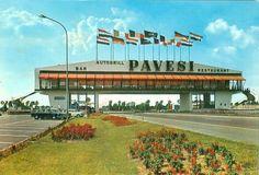 1959: Fiorenzuola D'Arda (Autostrada del Sole)