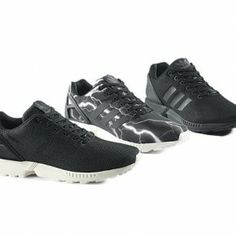 c5c568eeee2b adidas Originals is aiming to debut the ZX Flux this weekend in a trio of  colorways themed around the color black. The deconstructed ZX 8000 sneaker  will b